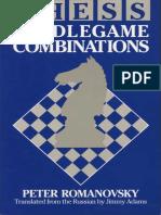Peter Romanovsky - Chess Middlegame Combinations (1991).pdf