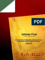 Informe Comisión Verdad y Justicia Paraguay (Tomo III)