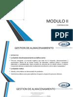 GESTION DE ALMACENAMIENTO 2