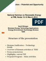 Biomass_S Dhingra TERI.pdf