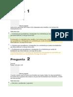 evaluacion  uniad 1 procesos y  teorias administrativas