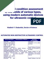 3- Automated Ultrasonic