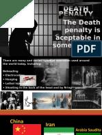 death penalty.pptx