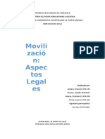 movilizacuion aspecto legales