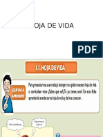 HOJA DE VIDA
