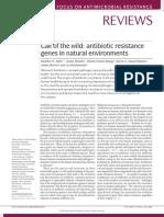 Allen HK 2010 AntB R Genes in Nat Environ