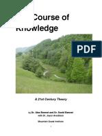 Joyce Avedisian - The Course of Knowledge