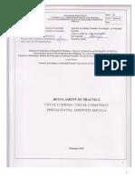 Regulament practica AS 2015