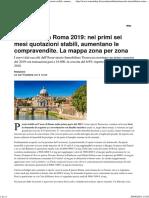 30_Prezzi case a Roma 2019
