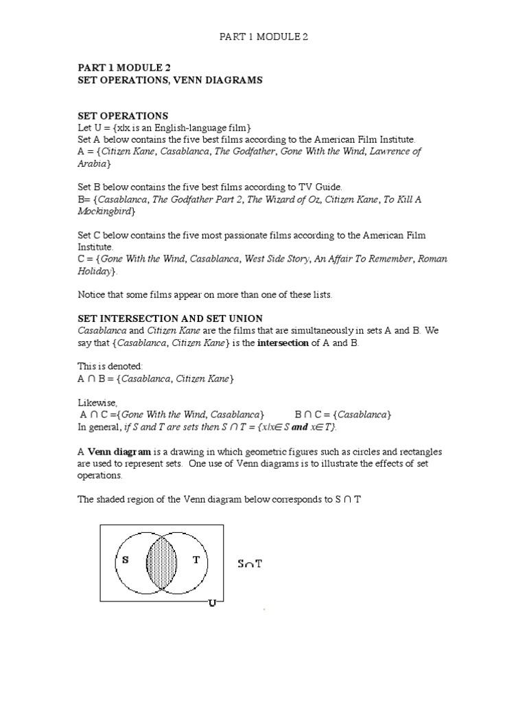 Venn diagrams logic mathematics pooptronica