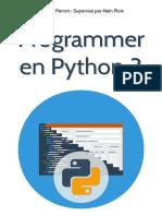 Programmer-en-Python3
