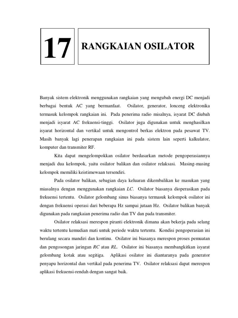 Bab17 rangkaian oscillator ccuart Images