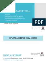 impactos ambientales mineria