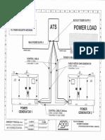Электрические схемы агрегатов в параллели
