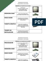 REQUERIMIENTOS TECNICOS DAZ3D