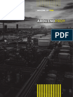 Arduino Pro Brochure 2020