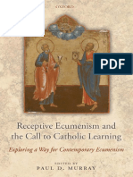Receptive Ecumenism and the Call to Catholic Learning_ Exploring a Way for Contemporary Ecumenism (2008, Oxford University Press, USA)