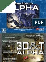 Bestiário Alpha 3.0