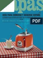 Tapas, Guia para comerse y beberse España 201920.pdf