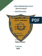 UNIVERSIDAD DOMINICANA O.docx