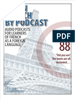 LEARN FRENCH BY PODCAST 88
