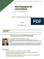 Is the US Economy Running on Empty.pdf