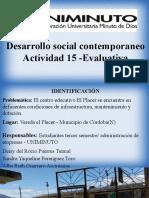 DESARROLLO SOCIAL DIAPOSITIVAS-SUSTENCTACIÓN2