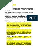 DERECHOS POLITICOS y DERECHOS DE TERCERA GENERACION.docx