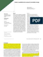 2015 [BINI et al] Cointegração e razão ótima de hedge