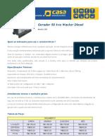 Gerador 50kva - Wacker G50 (1)