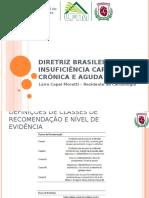Diretriz Brasileira de Insuficiência Cardíaca Crônica e Aguda 2.ppt