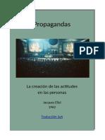 Libro Propagandas Jacques Ellul