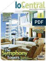 Condo Central Magazine September 2007 issue.