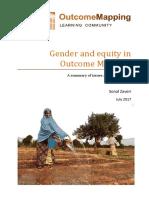 OM and Gender paper