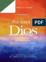 Por amor a Dios (Spanish Edition)