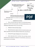Complaint - Walker v. MultiState