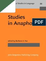 Studies in Anaphora by Barbara A. Fox (Ed.) (z-lib.org).pdf