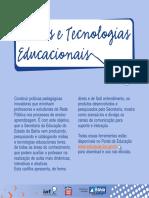 Mídias e Tecnologias Educacionais