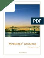 Mind Bridge Asia - Corporate Profile