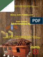 I Konstruksi Kayu