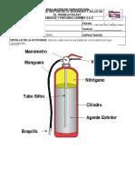 botiquin y extintores