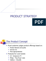 5 RM product strategy sibm