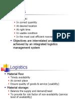 7d RM logistics sibm