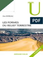 Derruau,+Max+-+Les+Formes+Du+Relief+Terrestre_+Notions+De+Géomorphologie