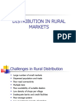 8 distribution in rural mkts sibm
