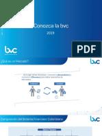 CONOZCA LA BVC-2019