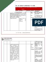 plan de lengua y literatura 7° y 8° año