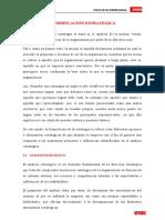 analisis y formulacion estrategica