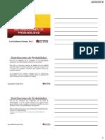 3. Probabilidad - Distribuciones - + R - 201810