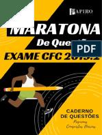 Caderno Maratona 1709